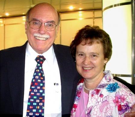 Jaime e Judith em 2007